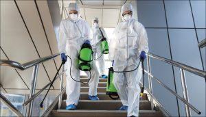 Coronavirus - Sanitização e desinfecção de ambientes - Indaiatuba e São Paulo